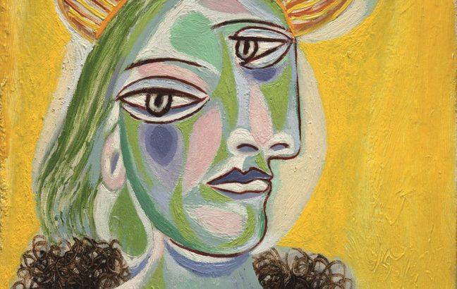 Pablo Picasso, Bust of a Woman (Dora Maar), 1938