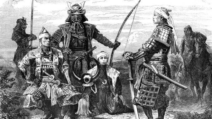 Yasuke - An African Samurai in Japan