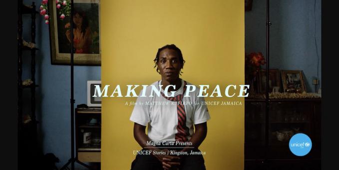 Making Peace documentary
