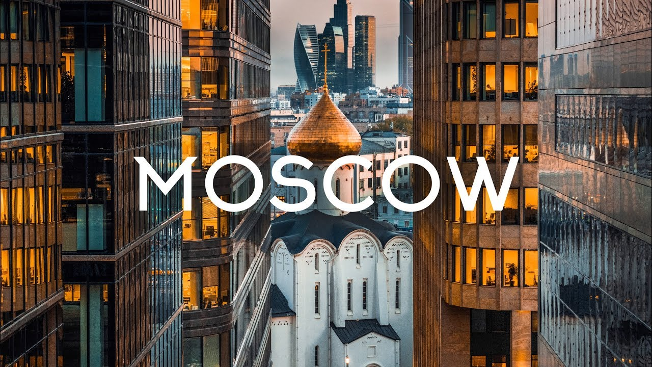 Moscow in 5K