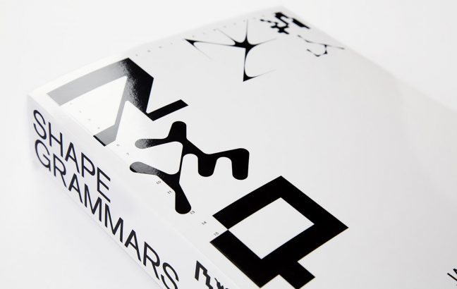 Cover for Shape Grammars