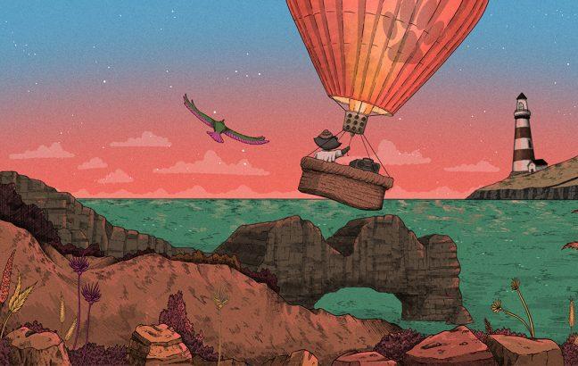 Jim Spendlove - Chillhop artwork