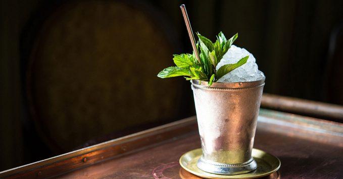 The mint julep