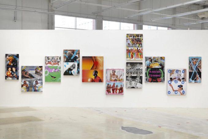 Skɪz(ə)m exhibition view (copyright Martin Polak, 2020)