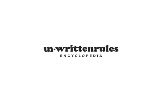 unwritten rules logo