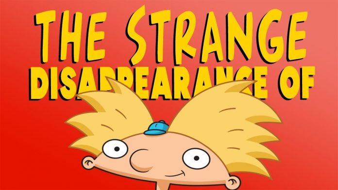 the strange disappearance of hey arnold
